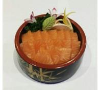 Chirashi saumon( 15 pièces )